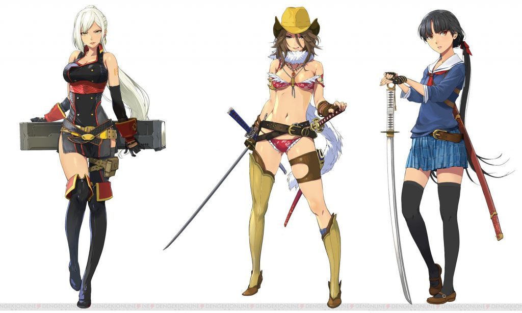 Onechanbara New Ps4 Origin Game Randomly Geeky
